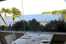 A meal with a view, and maybe some roast beef and jumbo crabcakes