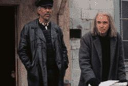 Morgan Freeman as Miles Evans, Billy Bob Thornton as Manual Jordan