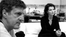 Daniel Auteuil and Juliette Binoche: French folks afraid in their own home