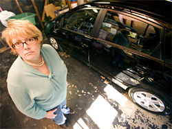 Bobette Riner had her Prius for a couple of months before it took off and died, leaving her stranded on the side of the road. Now she's stuck with a car she's afraid to drive.