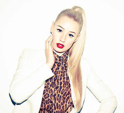 Iggy Azalea ain't just a dirty girl.