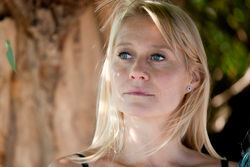 Trine Dyrholm in In a Better World