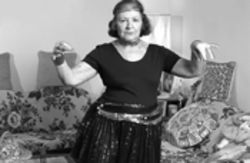 "Miami belly-dance pioneer Evelyn ""Aziza"" Hamsey still has the moves at 84 years old"
