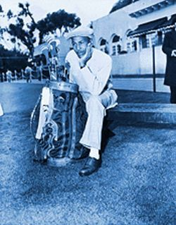 PGA officials barred Los Angeles-based golfer Bill Spiller from the 1952 San Diego Open for one reason: He wasn't white