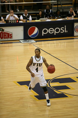 Point guard Phil Gary Jr. transferred to FIU to be coached by Thomas.