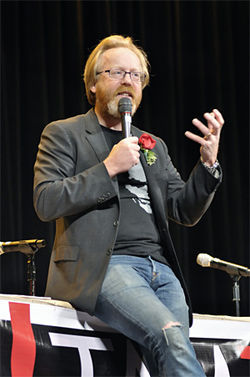 Adam Savage, cohost of the Discovery Channel's MythBusters, discusses the value of knowing that everyone can be wrong.
