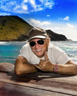 Beware: Jimmy Buffett will kill you.