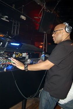 Juan Atkins boasts 25 years of pushing techno forward.