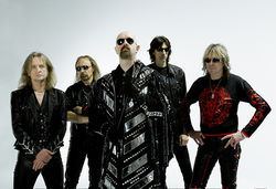 Judas Priest: Flying the flag for heavy metal since '69.