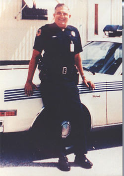 Victor Estefan was on the force 20 years.