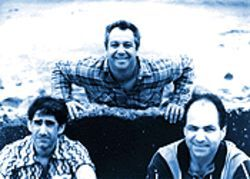 Digging up punk rock&#039;s past: Mike Watt&#039;s new trio soldiers on; (below) Raymond Pettibon&#039;s handiwork, transformed from Xeroxed gig flyers to high art