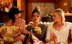 Krysten Ritter, Rachel Bilson, and Kate Bosworth in Kat Coiro&#039;s L!fe Happens.