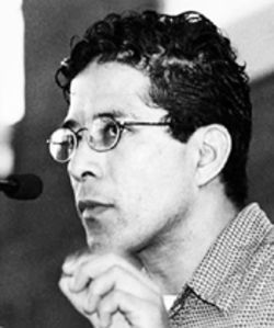 Rger Calero, Socialist Workers Party presidential candidate