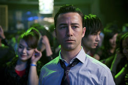 Joseph Gordon-Levitt in Looper.