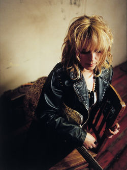 Lucinda Williams was born to be loved.