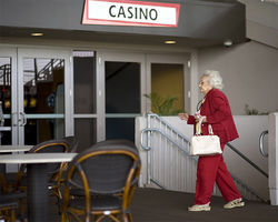 Greyhounds and old-timers are Magic City Casino's bread and butter.