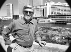 From Mars to Miami: Richard Hoagland hooked Brickell Point into the paranormal pipeline