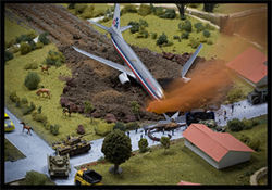 Arenas's Airplane Crash-10: Not for kids.