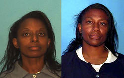 Sisters Betty Mitchell (left) and Jeannette Nealy swindled at least $200,000 through Polk County&#039;s Faith Christian Academy.