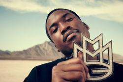 Meek Mill is still chasin' down that dream.