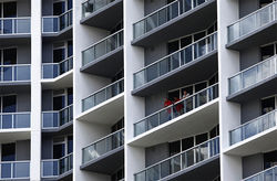 Could these actually be residents at Icon Brickell?
