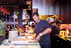 Haven's Todd Erickson makes the list of locally notable chefs.
