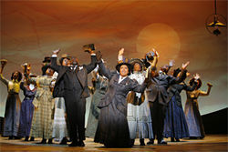 The Color Purple, October at the Arsht Center