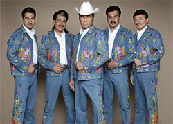 Los Tigres del Norte: Timeless, and snazzy dressers too.