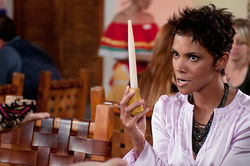Halle Berry in Movie 43.
