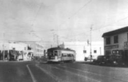 Back to a mass-transit future: Before gas-guzzling buses dominated, Miami Beach did just fine with electric trolleys like this one