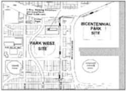 The proposed Park West stadium site looks good on paper, but the costs are prohibitive