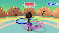 The latest in cutting-edge exercise is . . . a @#$&amp;% hula hoop?!