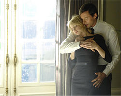 Hugh Jackman and Michelle Williams