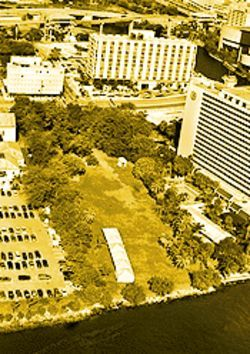 The Miami City Commission voted to sell Brickell Park, one of the last undeveloped parcels on Brickell Avenue
