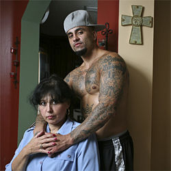 Rene Martinez and his once-estranged mother, Ileana Vasquez, work together to achieve his dream of MMA glory.