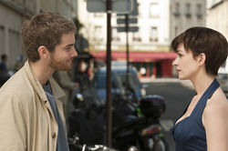 Jim Sturgess and Anne Hathaway in One Day.
