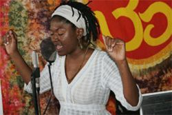 Nadia Harris's youth in Miami and Jamaica informs her path as a musician and lyricist