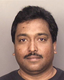 Ted Bachan was arrested for organized fraud and grand theft.