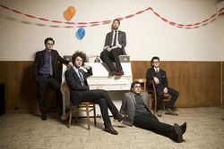 Passion Pit has grown from its bedroom to your living room.