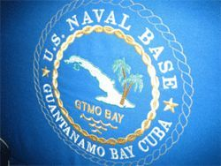 Guantanamo Naval Base seal