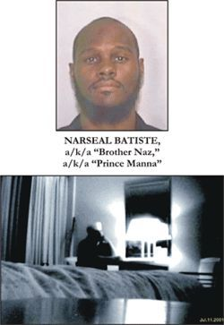 The family of Narseal Batiste (shown here) is paying the  price