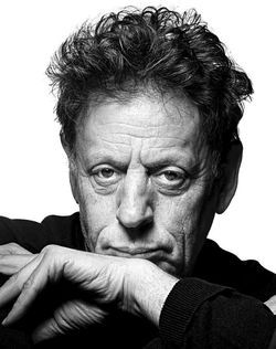 Heavyweight of contemporary minimalism, Philip Glass