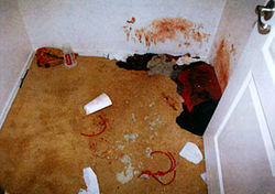 "This ""torture closet"" was used to brutally abuse a Phoenix kidnapping victim whose family could not pay his ransom."