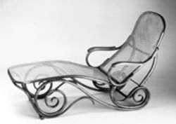 August Thonet's 1888 reclining couch