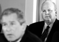 President Bush's political strategist Karl Rove knows that winning over Cuban hardliners is essential to victory in Florida