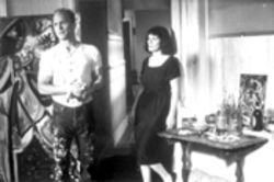 Jack the Dripper: Ed Harris as Pollock and Marcia Gay Harden as his wife