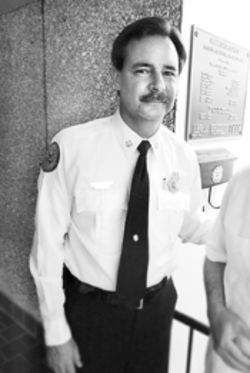 David Paulison helped rebuild the Miami Dade fire department before leaving for Washington