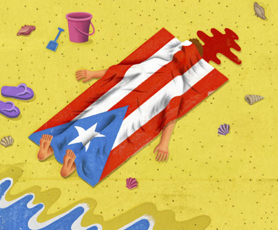 Puerto Rico's Wave of Drugs and Brazen Murders Reverberates to Miami