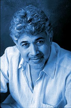Discovered by Sinatra in a 79th Street bar: Jamaican jazz man Monty Alexander