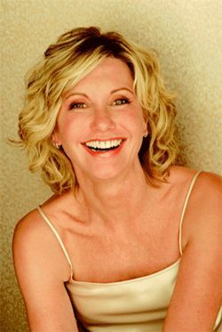 Olivia Newton-John is still a sweet girl from Australia